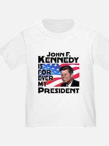JFK Forever T