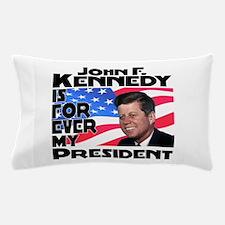 JFK Forever Pillow Case