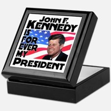 JFK Forever Keepsake Box