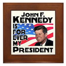JFK Forever Framed Tile