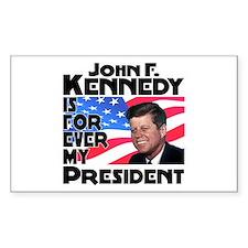 JFK Forever Decal