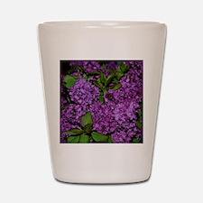 Lilac Shot Glass