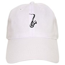 Saxophone Baseball Baseball Cap