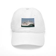 I love to cruise: Dawn Princess cruise ship Baseball Cap