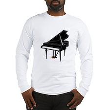 Grand Piano Long Sleeve T-Shirt
