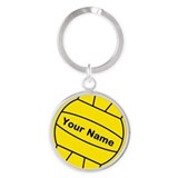 Water polo Keychains