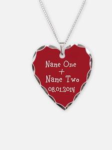 Unique Girlfriend Necklace