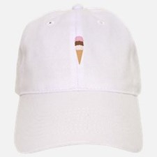 Ice Cream Cone Baseball Baseball Baseball Cap