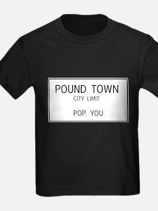 Poundown City Limits T-Shirt