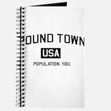 Poundtown Population You Journal