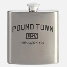 Poundtown Population You Flask