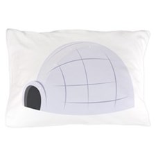 Eskimo Igloo Pillow Case