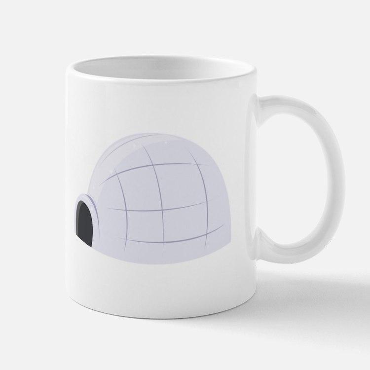 Eskimo Igloo Mugs