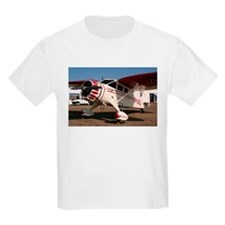 Stinson Aircraft (red & white) T-Shirt