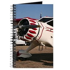 Stinson Aircraft (red & white) Journal