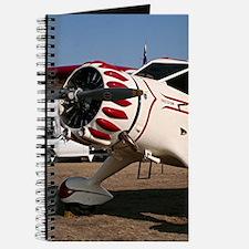 Stinson Aircraft (red & white) Journal