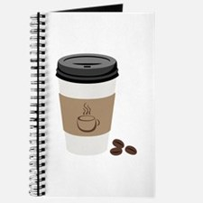 Paper Coffee Cup Journal