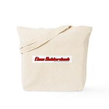 Elmo Balderdash Tote Bag
