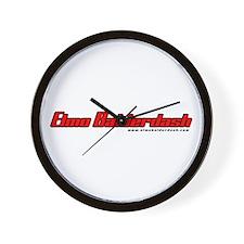 Elmo Balderdash Wall Clock