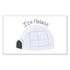 Ice Palace Decal