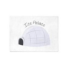 Ice Palace 5'x7'Area Rug