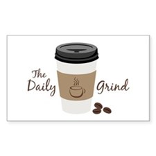 The Daily Grind Decal