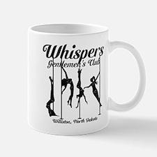 Whispers 1 Mugs