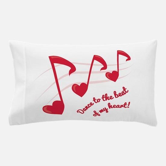 Dance Beat! Pillow Case