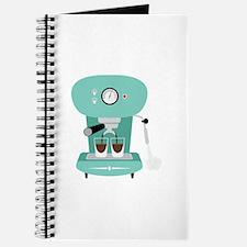 Espresso Coffee Machine Journal