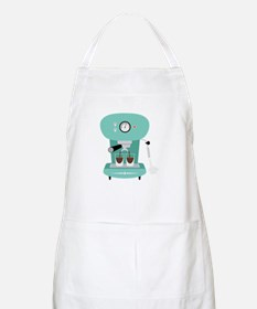 Espresso Coffee Machine Apron