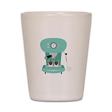 Espresso Coffee Machine Shot Glass