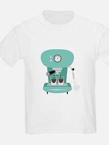 Espresso Coffee Machine T-Shirt