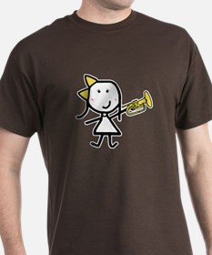 Girl & Mellophone T-Shirt