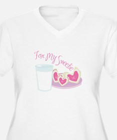For My Sweetie Plus Size T-Shirt