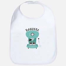 Coffee Machine Barista Bib