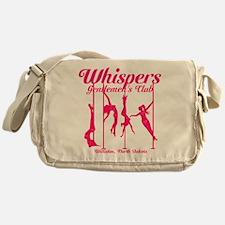 Whispers 2 Messenger Bag