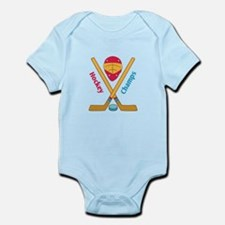 Hockey Champs Body Suit