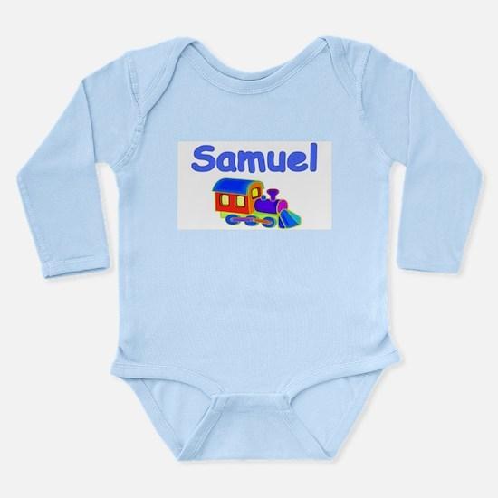 Train Engine Samuel Infant Creeper Body Suit