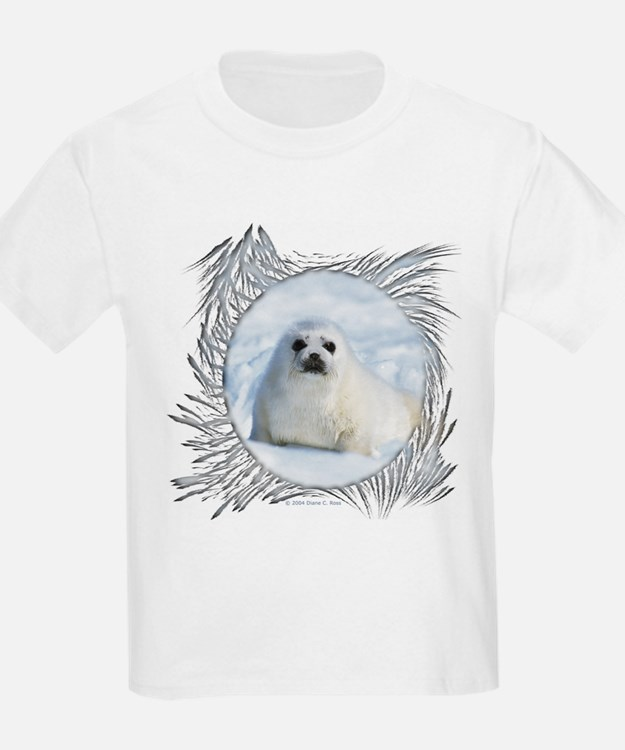 Harp Seal Kids T-Shirt