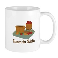 Farm to Table Mugs