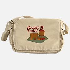 Keepin It Fresh Messenger Bag