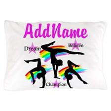 GYMNAST QUEEN Pillow Case