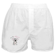 Be My Koala Time Boxer Shorts