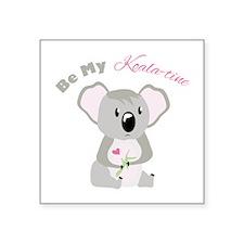 Be My Koala Time Sticker