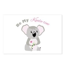 Be My Koala Time Postcards (Package of 8)