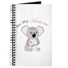 Be My Koala Time Journal