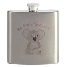Be My Koala Time Flask