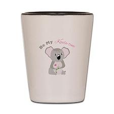 Be My Koala Time Shot Glass