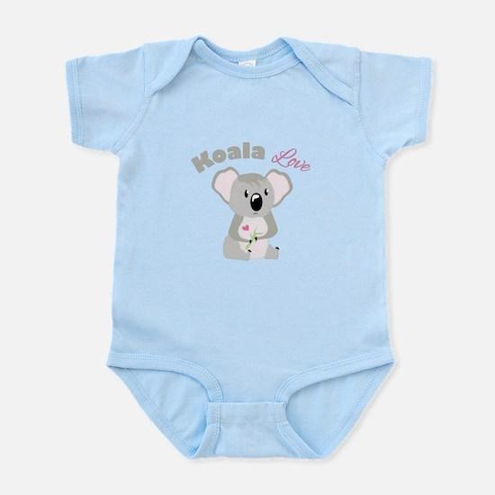 Koala Love Body Suit