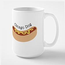 Chicago Dog Mugs